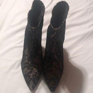 Jessica Simpson Sequence Heels